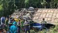 Khởi tố tài xế lái xe khách rơi xuống vực khiến 6 người chết