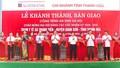Agribank Thanh Hóa xây tặng 2 trạm y tế cho huyện Quan Hóa và Quan Sơn
