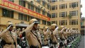 Lực lượng Cảnh sát nhân dân hưởng ứng Ngày Pháp luật