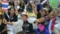 Người biểu tình bao vây nhiều cơ quan Chính phủ Thái Lan