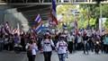 Phe đối lập Thái Lan tiếp tục biểu tình lớn
