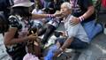 Biểu tình tại Thái Lan, 28 người bị thương
