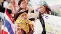 Nông dân Thái Lan biểu tình đòi Chính phủ trả tiền gạo