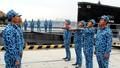 Tàu ngầm Việt Nam trước giờ thượng cờ lịch sử