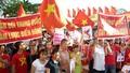 Nhiều hình thức míttinh phản đối Trung Quốc đặt giàn khoan trái phép