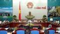 Chính phủ khẳng định đấu tranh bảo vệ chủ quyền bằng các giải pháp hòa bình