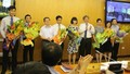 Bộ Tư pháp công bố và trao Quyết định bổ nhiệm 8 lãnh đạo cấp Vụ