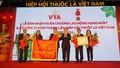 Hiệp hội Thuốc lá Việt Nam nhận Huân chương Lao động hạng Nhất