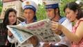 Báo Pháp luật Việt Nam ngày càng khẳng định uy tín trong quân đội