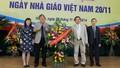 Bộ trưởng Bộ Tư pháp Hà Hùng Cường chúc mừng Ngày Nhà giáo Việt Nam tại Học viện Tư pháp