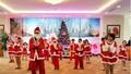 Giáng sinh độc đáo cho cư dân Vinhomes Times City