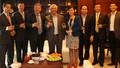 Bộ trưởng Hà Hùng Cường chúc Tết lãnh đạo Quốc hội và một số Ủy ban của Quốc hội