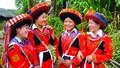 Sắc đỏ Pà Thẻn rực rỡ đất Hà Giang