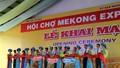 Cần Thơ: Rộn ràng khai mạc Hội chợ Mekong Expo 2015