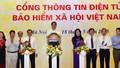 Thủ tướng nhấn nút khai trương Cổng TTĐT Bảo hiểm xã hội Việt Nam