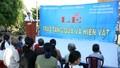 Tập đoàn Mai Linh: Tặng quà cho học sinh đảo Lý Sơn