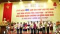 """Vietcombank đồng hành cùng chương trình """"Vinh danh gương sáng tư pháp"""""""