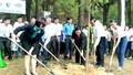 Quỹ 1 triệu cây xanh trồng cây tại Ngã ba Đồng Lộc