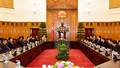 Thủ tướng tiếp các trưởng đoàn quốc tế dự Lễ kỷ niệm ngày truyền thống CAND