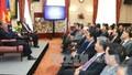 Bộ trưởng Hà Hùng Cường tháp tùng Chủ tịch Quốc hội thăm chính thức Hoa Kỳ