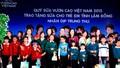 Vinamilk tặng 64.080 ly sữa cho các em học sinh Lâm Đồng
