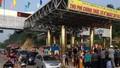Lương Sơn (Hòa Bình): Dân chặn đường vì trạm BOT chia đôi khu dân cư