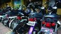 Lác đác vài lượt đăng ký xe máy điện vì thiếu chế tài