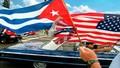 """Mỹ - Cuba """"bước nhanh"""" để… sớm gặp nhau"""