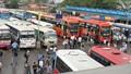 Tăng cường hàng nghìn lượt xe phục vụ đi lại trong dịp Tết