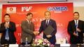 PVF hợp tác với CLB Gamba Osaka của Nhật Bản