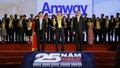 Amway Việt Nam đón nhận giải thưởng Rồng Vàng năm 2015