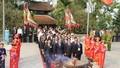 Long trọng thực hiện nghi thức giỗ Quốc Tổ và dâng hương Quốc Mẫu