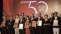 Vinamilk đứng thứ 20 trong số 300 doanh nghiệp dẫn đầu Châu Á