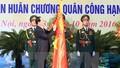 Tặng Huân chương Quân công hạng Nhất cho Lực lượng vũ trang Thủ đô