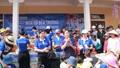"""VietABank mang """"hơi ấm"""" tới vùng lũ Quảng Bình"""