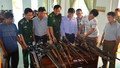 Các tỉnh thu giữ cả kho súng tự chế