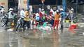 TP. Hồ Chí Minh: Kinh hãi với nước thải từ chợ Bình Điền