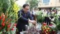 Lãnh đạo Hà Nội dâng hương tưởng niệm Tổng Bí thư Trần Phú