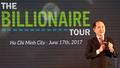 Hơn 600 khách mời tham dự sự kiện The Billionaire Tour 2017 tại TP.HCM