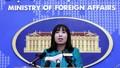 Việt Nam hết sức quan ngại trước việc Triều Tiên thử tên lửa đạn đạo