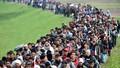 """Châu Âu: Loay hoay giải """"bài toán"""" khủng hoảng nhập cư"""