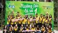 Cuộc thi Hoa khôi Sinh viên Việt Nam 2017 khởi đầu đầy ấn tượng