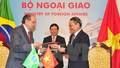 Việt Nam – Brazil phấn đấu nâng kim ngạch hai chiều 10 tỷ USD
