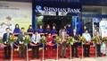 Ngân hàng TNHH MTV Shinhan Việt Nam được thành lập 02 chi nhánh và 06 phòng giao dịch