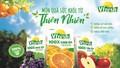 Nước trái cây Vfresh 100% - Nguồn Vitamin tự nhiên cho người bận rộn