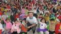 Chương trình giáo dục dinh dưỡng và phát triển thể lực trẻ em: Tiếp cận 65.000 trẻ và 250.000 hộ gia đình
