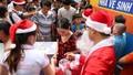 Giáng sinh ấm áp cùng Việt Hưng Phát tại bệnh viện Nhi Đồng 1