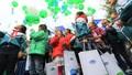 Quỹ sữa vươn cao Việt Nam đem niềm vui cuối năm đến trẻ em tỉnh Hưng Yên