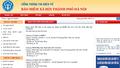 BHXH Hà Nội tiếp tục công khai danh sách 500 doanh nghiệp nợ BHXH trên 6 tháng