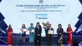 Suntory PepsiCo Việt Nam được vinh danh Doanh Nghiệp Bền Vững và cống hiến cho cộng đồng
